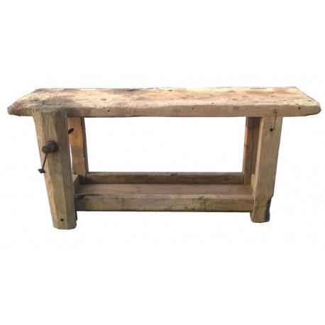 Établi de charpentier